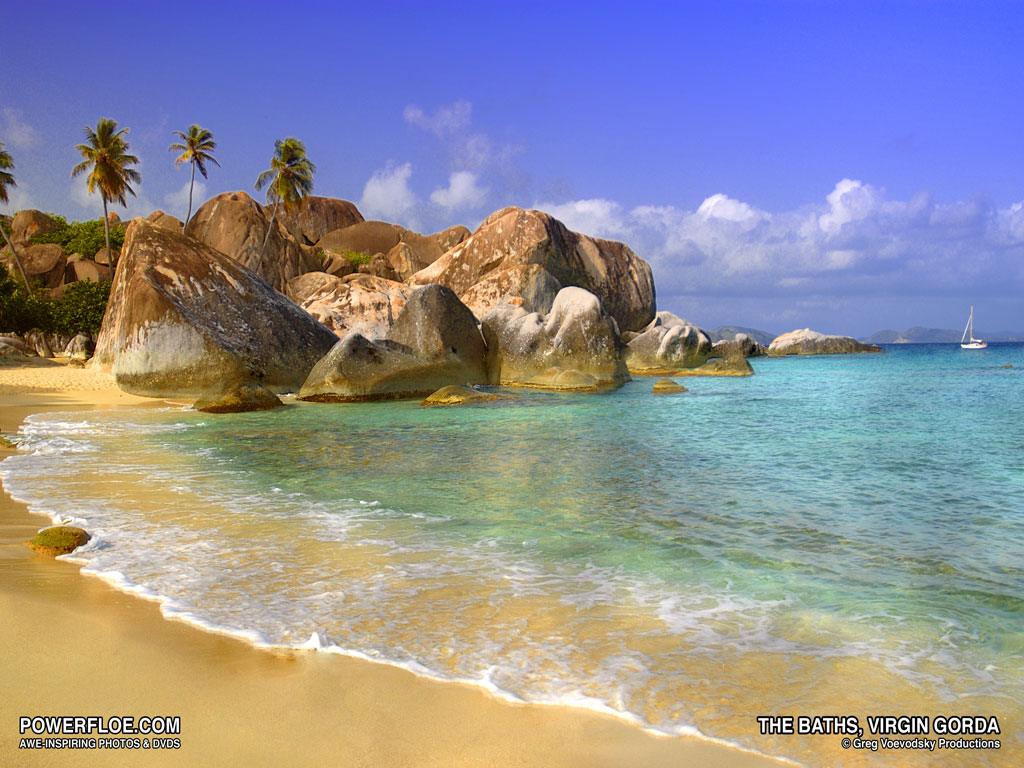 caribbean beaches / bahamas beaches / virgin islands beaches photos