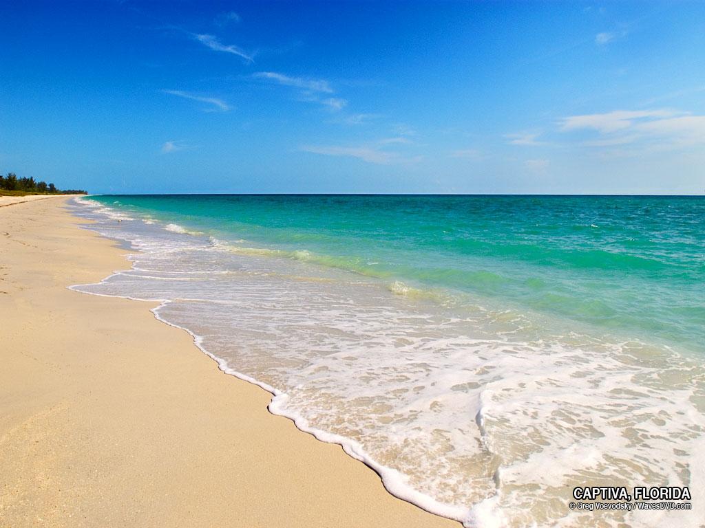 Florida Beaches Beach Photo Free Desktop Background